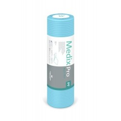 Medixpro Couch Roll 33 x 50 cm Perforated Colour blue 50 sheets