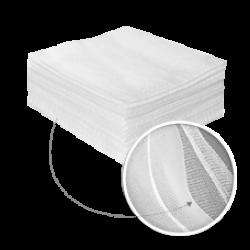 Gauze Swabs 7,5 x 7,5 cm disposable non-sterile non-woven 100pcs.